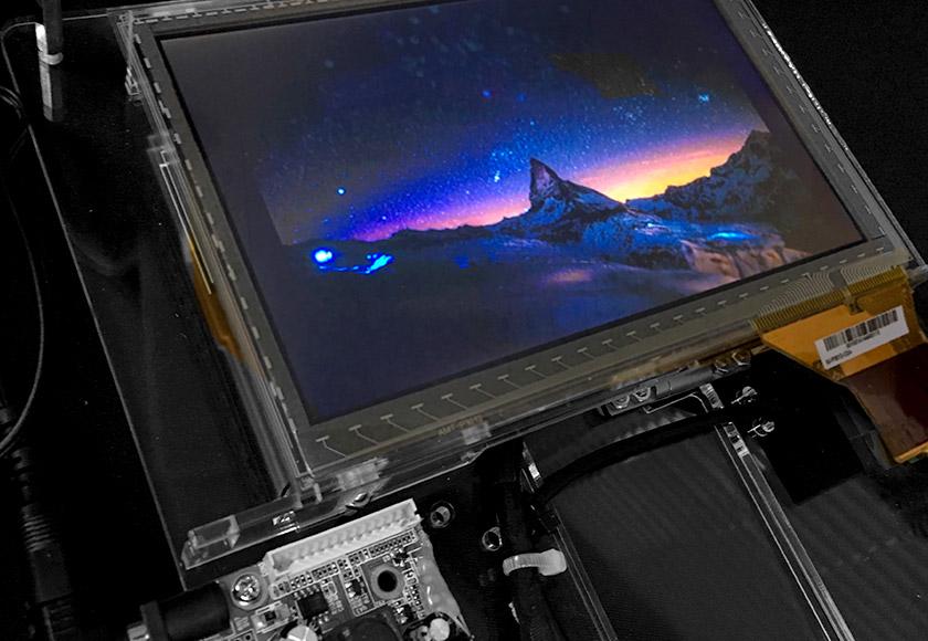 カラーLCD (TFT液晶モジュール) | MT Asia株式会社